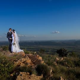 View by Lood Goosen (LWG Photo) - Wedding Bride & Groom ( wedding photography, wedding photographers, wedding day, weddings, wedding, brides, couple, bride and groom, wedding photographer, bride, groom, bride groom )