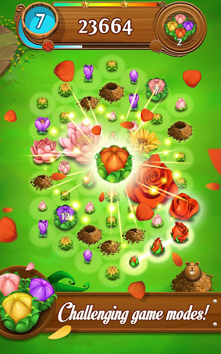 Blossom Blast Saga screenshot 8