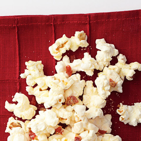 Cat Cora's Pizza Popcorn