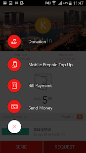 App DBS PayLah! - Supports PayNow APK for Windows Phone