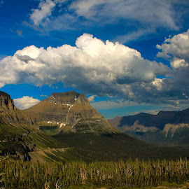 by Jim Jones - Landscapes Cloud Formations ( cloud, mountains, formations, cloud formations, clouds )