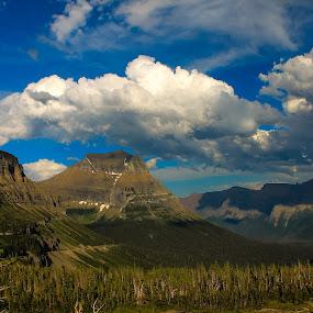 by Jim Jones - Landscapes Cloud Formations ( cloud, mountains, formations, cloud formations, clouds )