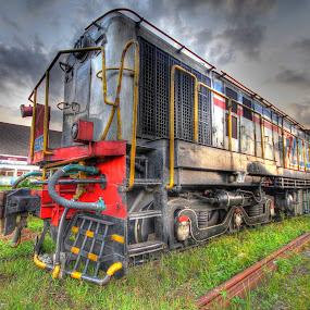 Keretapi Tanah Melayu by Chef Faizal - Transportation Trains