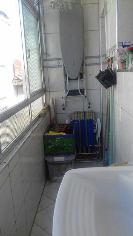 Apto 2 Dorm, Boqueirão, Santos (AP4188) - Foto 19