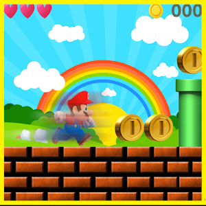 Download Mario run : classic adventure For PC Windows and Mac