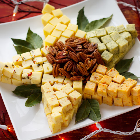Holiday Cheddar Star