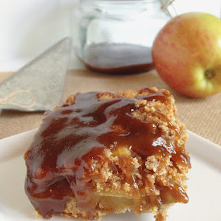 Raise the Bar With These Paleo Caramel Apple Pie Bars