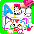 Game ABC DRAW! Alphabet games Preschool! Kids DRAWING 2 APK for Kindle