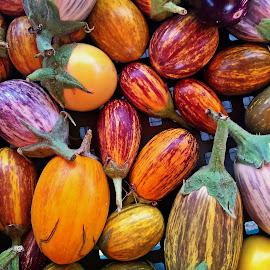 Vegetables by Dobrin Anca - Food & Drink Fruits & Vegetables ( market, street, vegetables, brittany, city )