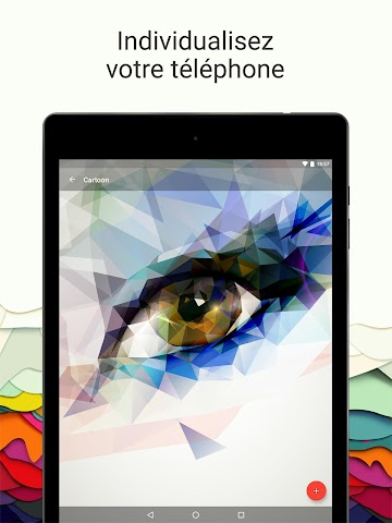 android Mes Sonneries & Fonds d'écran Screenshot 9
