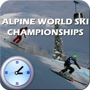 Countdown for World Ski Alpine