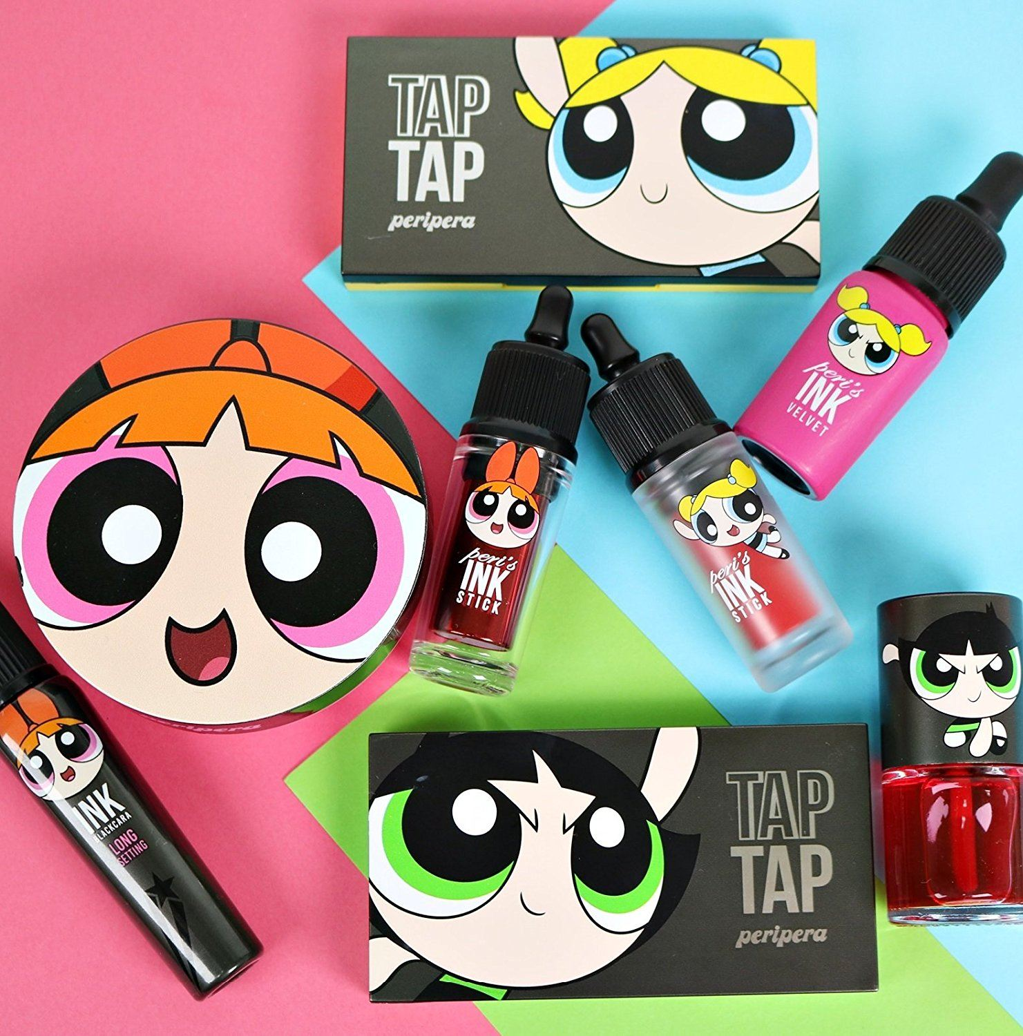 korea now has a powerpuff girls makeup collection u2014 koreaboo