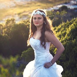 by Terri Cox - Wedding Bride