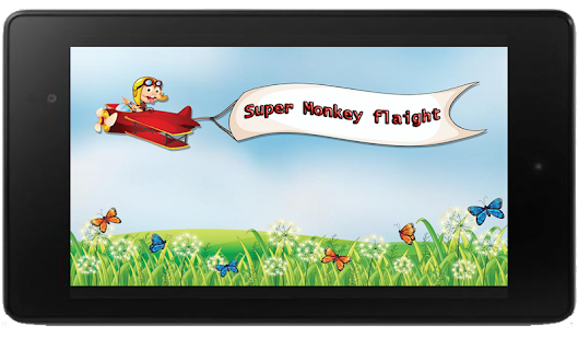 Super Monkey Flight - screenshot