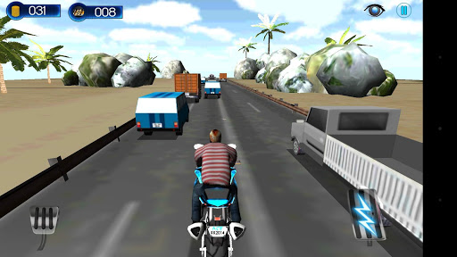Traffic Rider 3D - screenshot