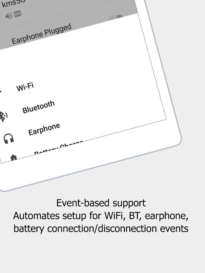 AUTOSET (Android Automation Device Settings) Screenshot 10