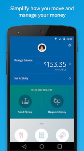 Free PayPal APK for Windows 8