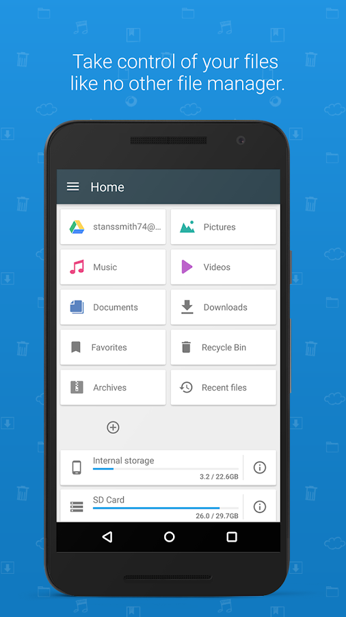 File Commander - File Manager Screenshot 0
