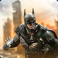 Superhero Flying Bat City Rescue Mission Survival