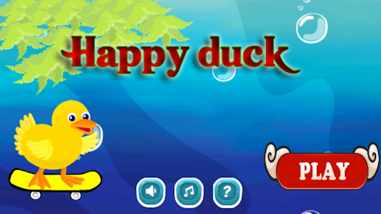 Happy Duck New Year 2016 - screenshot