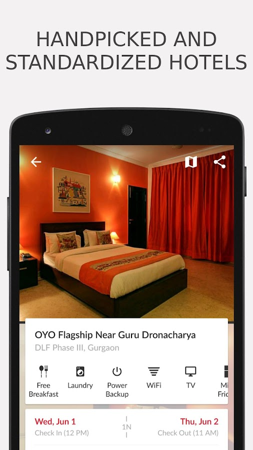 OYO - Online Hotel Booking App Screenshot 2