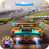 APK Game Drift Car Traffic Racer for BB, BlackBerry