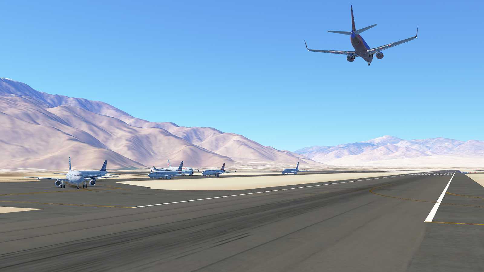 Infinite Flight - Flight Simulator Screenshot 2