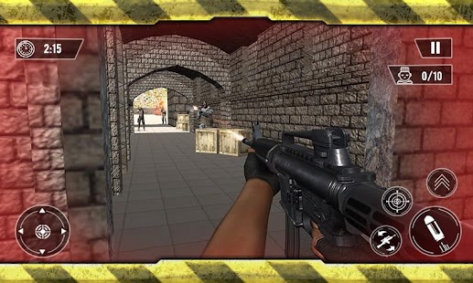 Anti Terrorist Counter Attack APK for Bluestacks