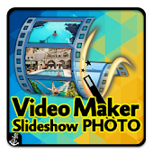 Video maker photo with music