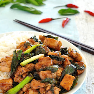 Thai Chicken In Oyster Sauce Recipes