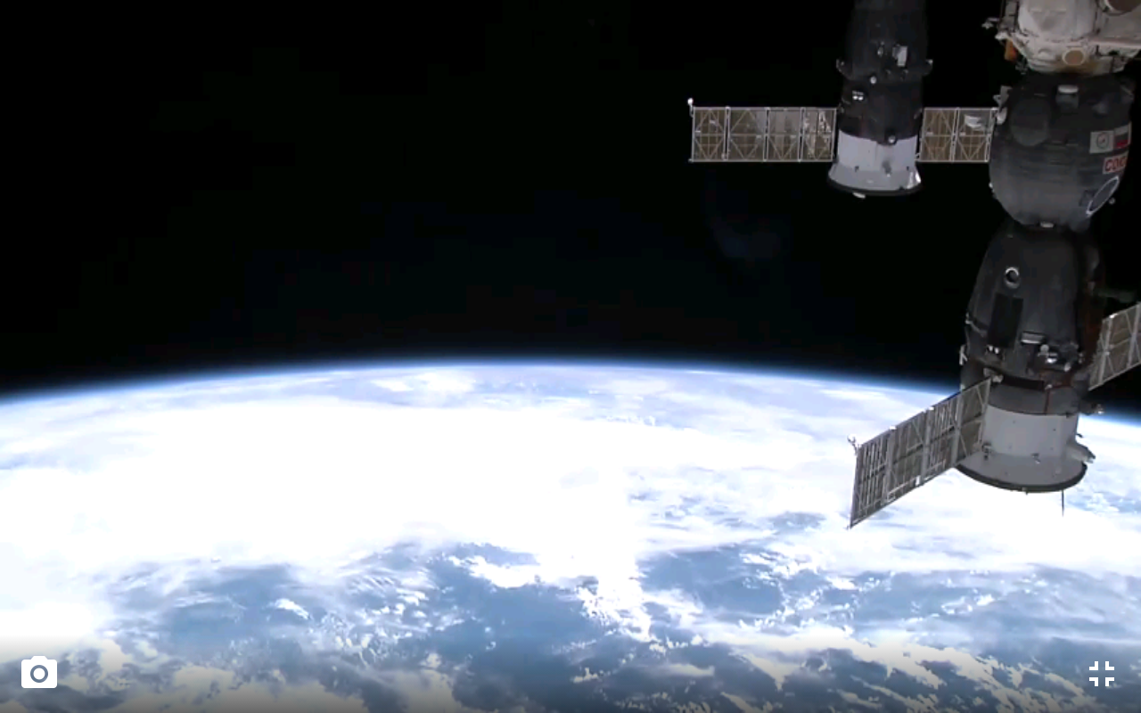 ISS Live - HD Earth viewing and NASA library Screenshot 14