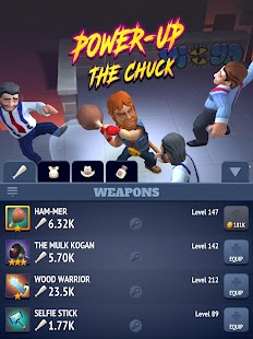 Nonstop Chuck Norris Screenshot