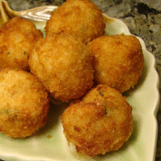 Italian Rice Balls With Mozzarella Recipes