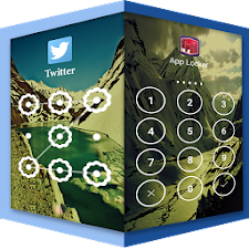 App Locker Hill Theme