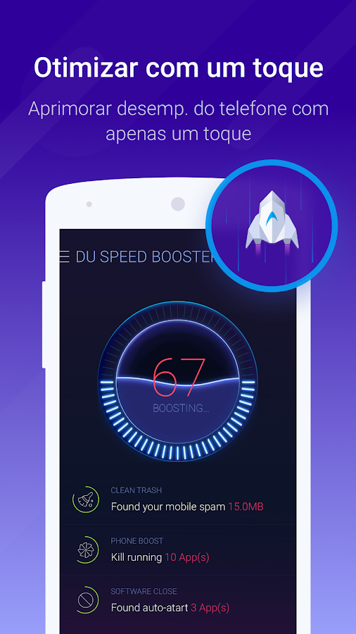 DU Speed Booster & Clean c: captura de tela