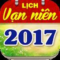 Lich Viet - Lich Van Nien 2017