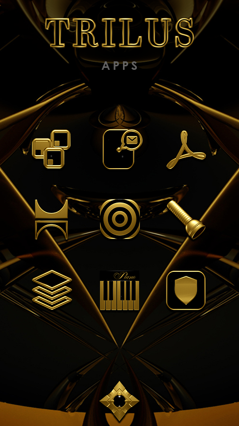 TRILUS Icon Pack Screenshot 2