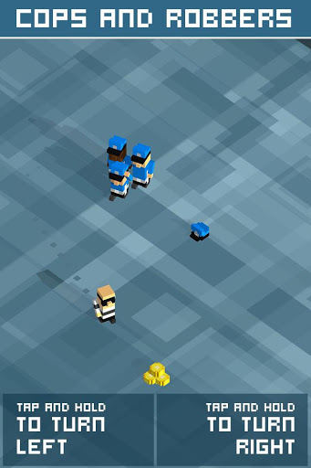 Cops and Robbers! Screenshot