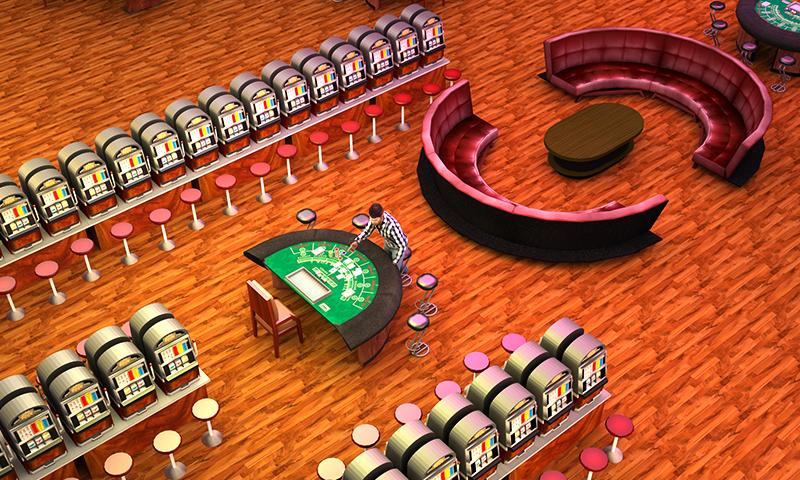Casino Escape Story 3D Screenshot 1