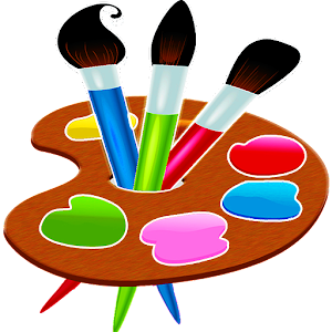 Painting and drawing for kids