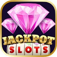 3 Pink Jackpot Diamonds Slots For PC (Windows And Mac)