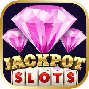 3 Pink Jackpot Diamonds Slots For PC