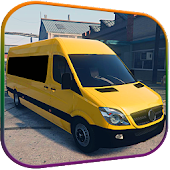 Game Sprinter Minibus Driving APK for Kindle