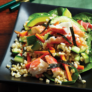 Crab Salad Sushi Recipes