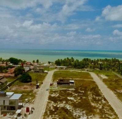 Terreno à venda, 451 m² por R$ 395.000 - Amazônia Park - Cabedelo/PB