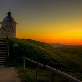 sunset by Darja Pavlacká - Landscapes Sunsets & Sunrises ( sunset )