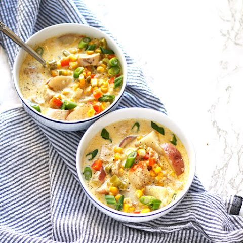 10 Best Corn Chowder With Potatoes And Chicken Recipes
