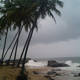 by Anup Palliath - Landscapes Weather