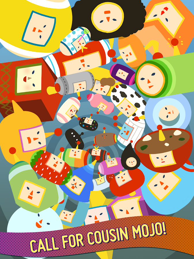 Tap My Katamari - Idle Clicker Screenshot 2