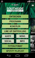 Screenshot of Southside Festival